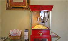 Hotel Amenities in Wytheville - Lobby Popcorn Machine