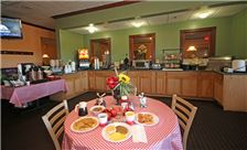Hotel Amenities in Wytheville - Breakfast Room